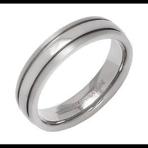 Other - Men's titanium band size 11